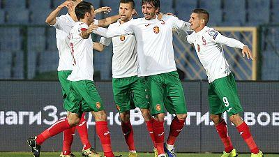 Bulgaria handed partial stadium ban for fans' racist behaviour