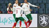 معاقبة منتخب بلغاريا لكرة القدم بسبب تصرفات عنصرية من جماهيره