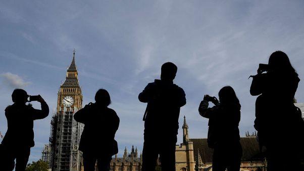 عجز الميزانية البريطانية يتضخم في الربع/1 من العام الضريبي 2019/2020