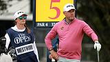 Caddie chemistry helping Westwood mount a charge