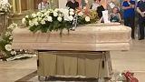 Femminicidio nel foggiano: funerali