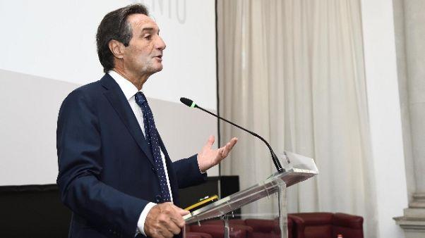 Autonomia: A.Fontana, 'così non firmo'