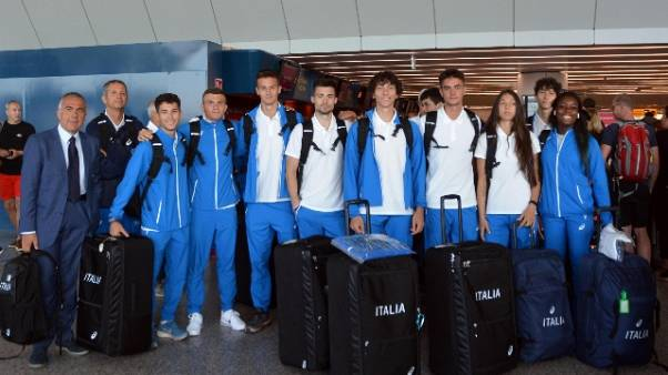 Atletica:Europei U.20,100 m Italia 2 ori