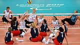 Sitting Volley:Europei, Italia in finale