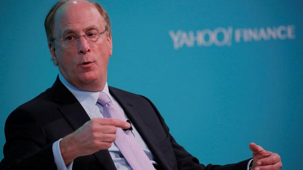 BlackRock CEO Larry Fink says ECB must buy equities to stimulate euro zone