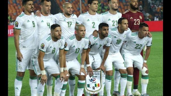 Coppa Africa:1-0 a Senegal,vince Algeria