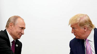 Russia's Putin says he 'sympathised' with Trump before U.S. election