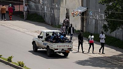 Three dead as unrest rumbles in Ethiopia's southern Hawassa city