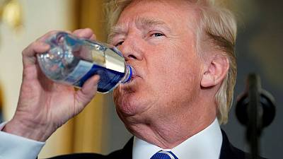 U.S. has 'bigger problems' than plastic straws - Trump