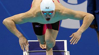 Swimming - Sun asks CAS for public hearing over doping case