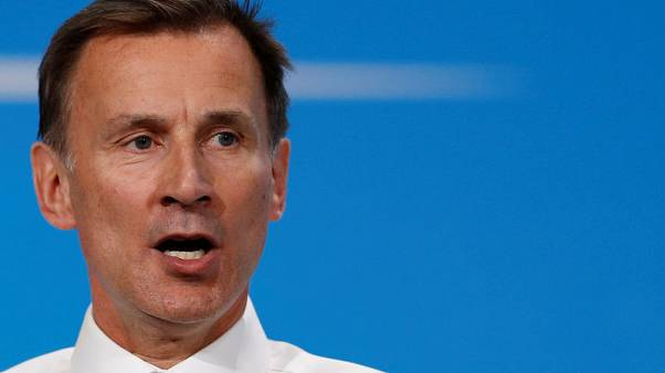 Hunt says Iran may be on 'dangerous path' after seizing tanker