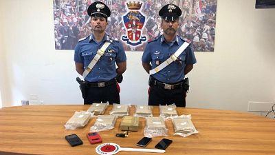 Maxi sequestro di cocaina a Cagliari