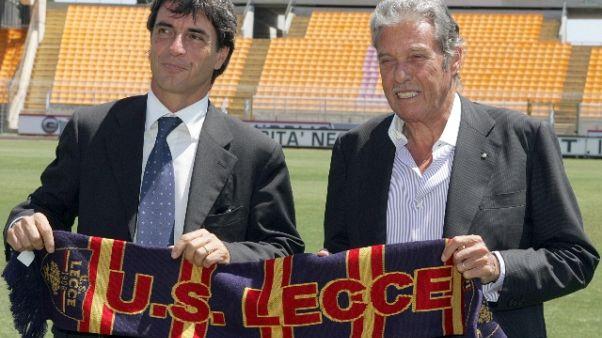 Morto Giovanni Semeraro, ex patron Lecce