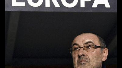 Juve: Sarri, difficoltà in Europa