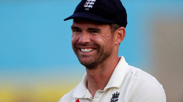 Anderson hopes to face Ireland in Ashes warm-up