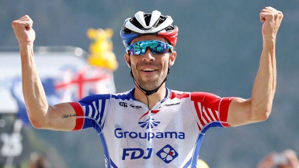 """بينو يحول """"غضبه"""" إلى انتصار كبير في سباق فرنسا وتوماس يخسر زمنا"""