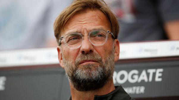 Klopp takes positives from Liverpool's pre-season loss to Dortmund