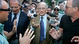 """Italian magistrate who led """"Clean Hands"""" graft probes dies"""