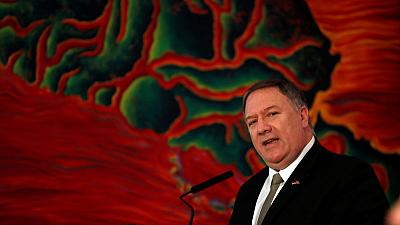 Pompeo expresses disappointment over Turkey's acquisition of Russian missiles
