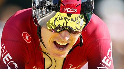 Cycling - Thomas fails to hit top form in Tour's first mountain test