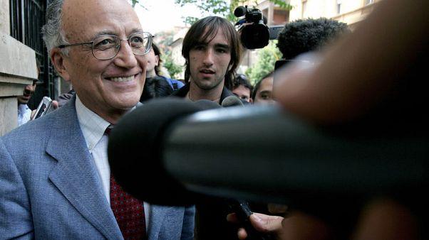 """وفاة قاضي """"الأيدي النظيفة"""" في إيطاليا عن 89 عاما"""