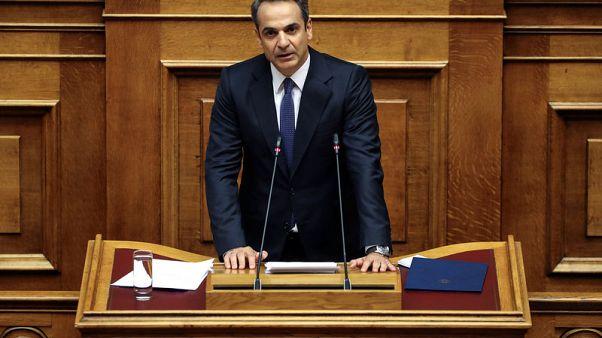رئيس وزراء اليونان: ميزانية 2020 ستحترم الأهداف المالية