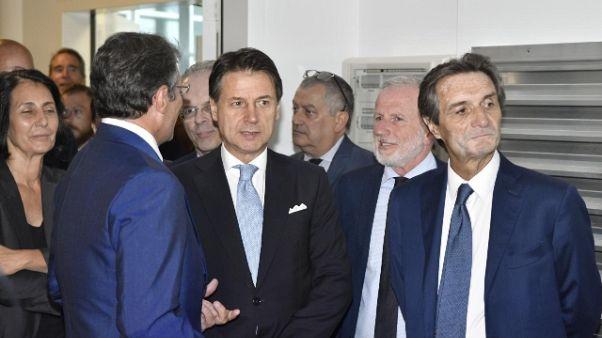 Autonomia, Fontana, stupito da Conte