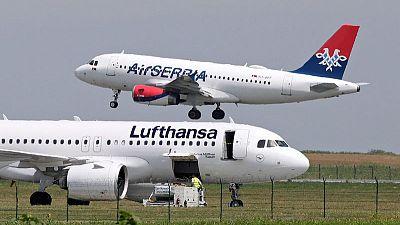 لوفتهانزا تعلن إلغاء رحلات من فرانكفورت وميونيخ إلى القاهرة يوم السبت وستسأنف الأحد