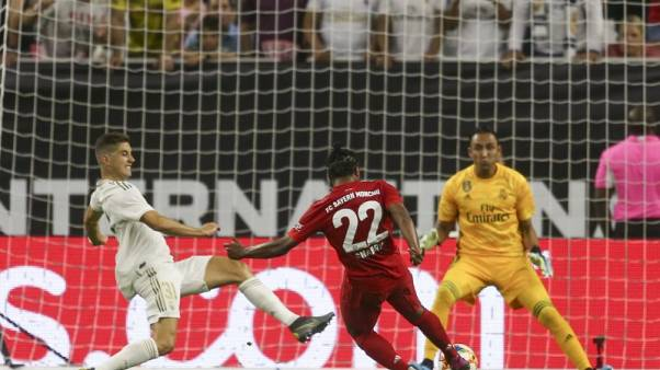 Bayern beat Real 3-1 in Texas as clubs unveil new signings