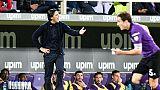 Icc: Fiorentina ko contro l'Arsenal, 3-0