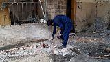 Female suicide bomber kills eight in northwest Pakistan