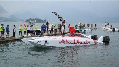 Abu Dhabi vince Gara 1 Stresa Grand Prix
