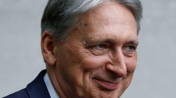 وزير المالية البريطاني سيستقيل الأربعاء بسبب الخروج من الاتحاد الأوروبي دون اتفاق