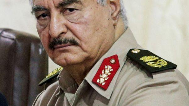 مصدر عسكري: مقتل 7 مقاتلين موالين لحفتر قرب طرابلس