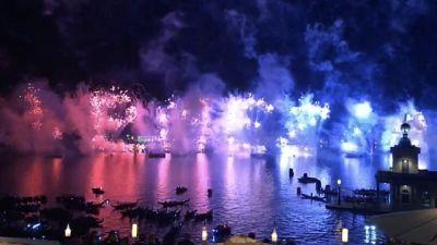 Venezia: migliaia per Festa Redentore