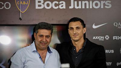 Boca,De Rossi arriva nei prossimi giorni