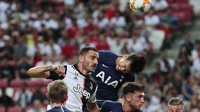 Icc: Juventus-Tottenham 2-3