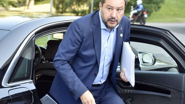 Sink-or-swim showdown beckons for Italy's fractious coalition