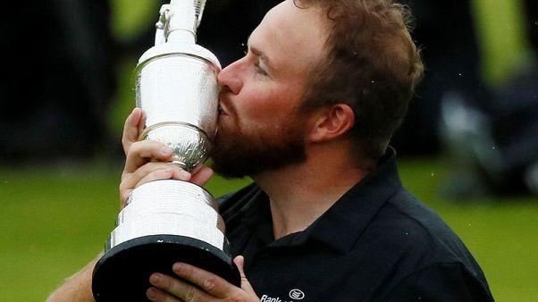 Irishman Lowry wins British Open at Royal Portrush