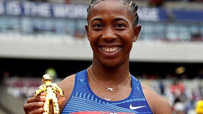فريزر-برايس المتألقة تفوز بسباق 100 متر في لقاء لندن ضمن الدوري الماسي