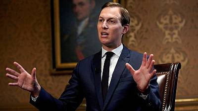 White House's Kushner to finalise Palestinian economic plan on Middle East tour - official