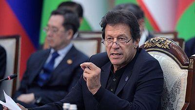 U.S. to press Pakistan PM on Afghan peace, terrorism crackdown