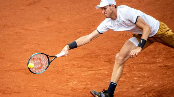 Jarry joins grandfather as ATP title-winner with Swedish Open win