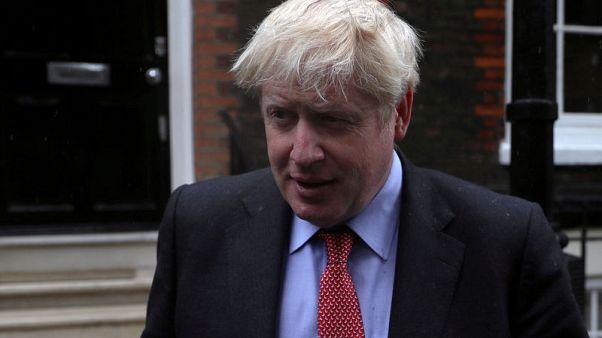 بوريس جونسون: يمكن لبريطانيا إبرام اتفاق تجارة حرة لإنهاء أزمة الخروج