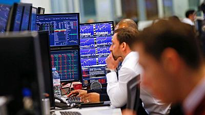 U.S. stocks gain ground on trade optimism; oil climbs