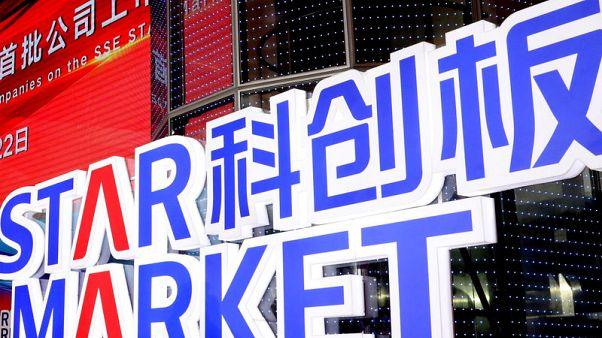Circuit breakers trip as China's Nasdaq-style bourse debuts