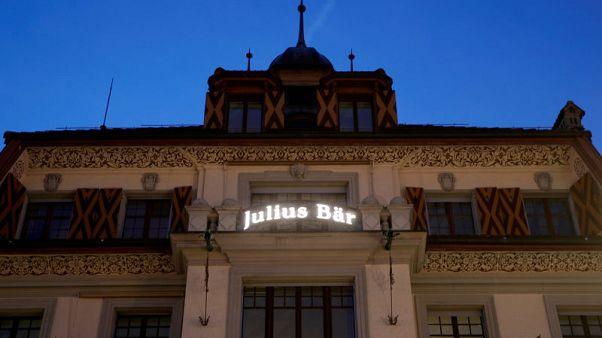 Julius Baer first half adjusted net profit slumps to 391 million Sfr