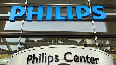 Philips second-quarter results top estimates as growth picks up