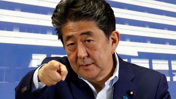 آبي: اليابان ستبذل كل ما في وسعها لتهدئة التوتر مع إيران