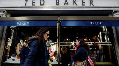 Ted Baker soars on reports founder Ray Kelvin considering buyout